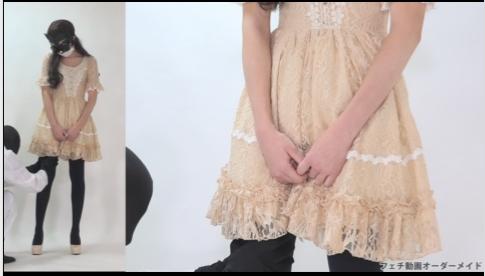 セクハラシーンのあるイメージビデオ